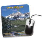 Union Mouse Pads, Union Made & Union Printed